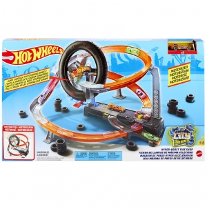 MATTEL - Hot Wheels Motorizovaný Set